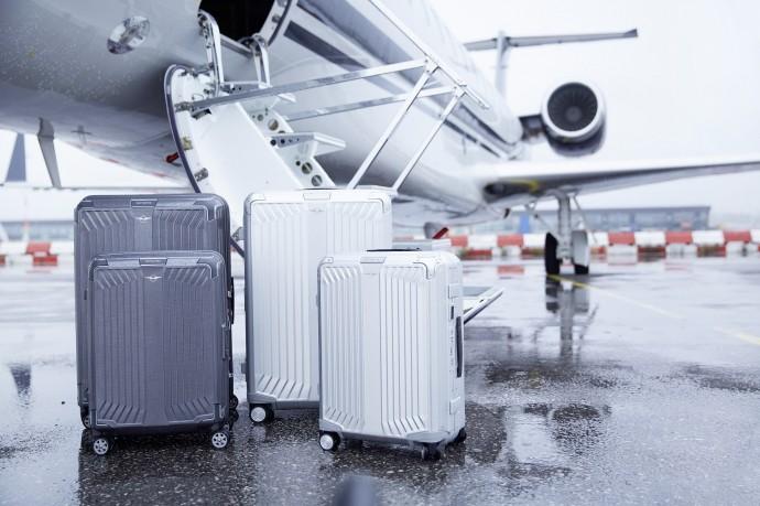 AIR HAMBURG suitcase