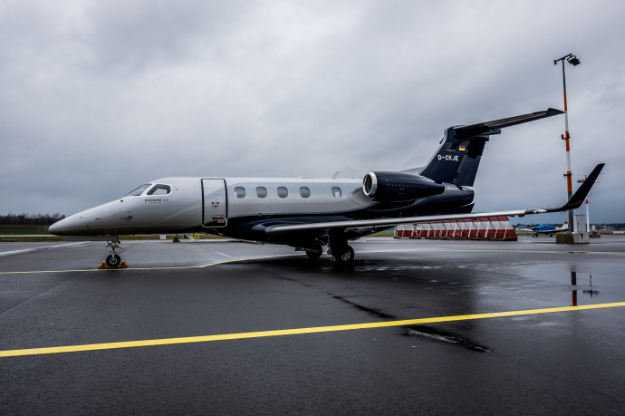 Our Embraer Phenom 300 fleet is growing!
