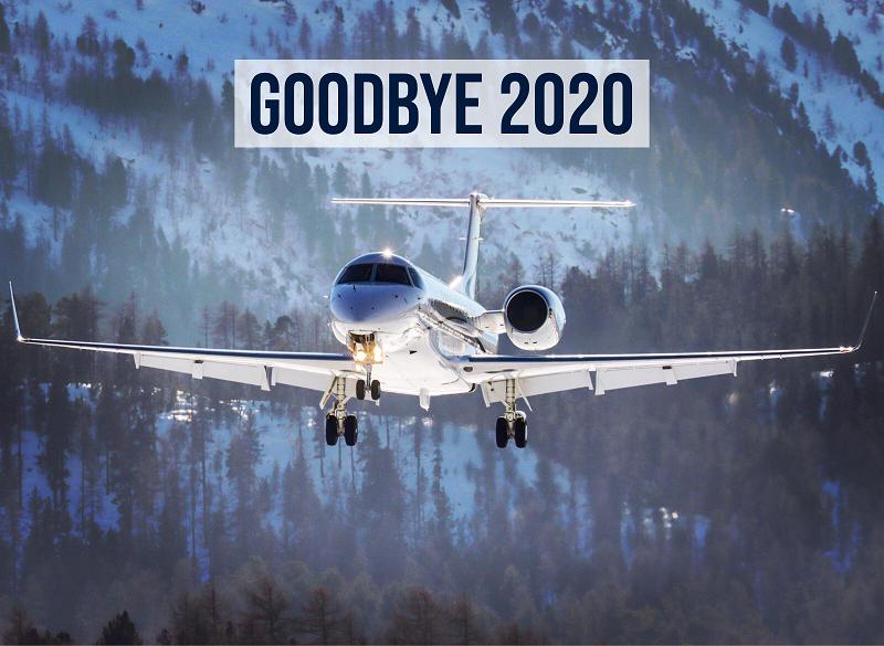 Goodbye, 2020!