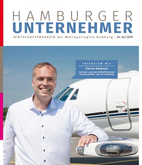 Premium Flüge mit Air Hamburg