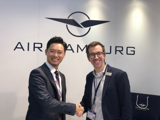 APERTUS Aviation & NINETEEN O3 Aviation increase global reach by naming AIR HAMBURG a preferred operator