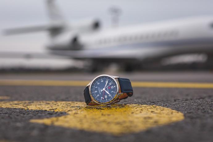 Persönliche Travel Watch