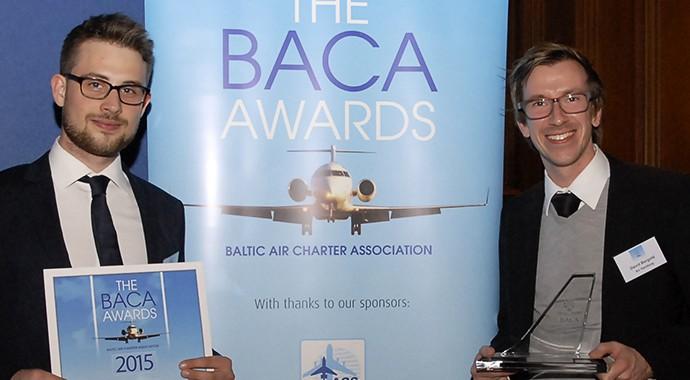 AIR HAMBURG wird mit Award ausgezeichnet
