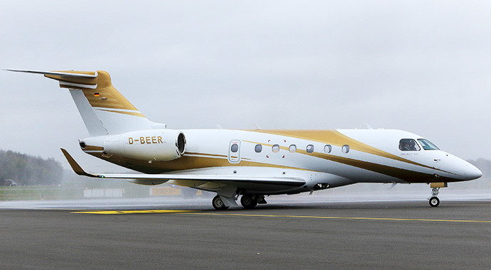 FIRST LEGACY 500 ON THE EUROPEAN CHARTER MARKET