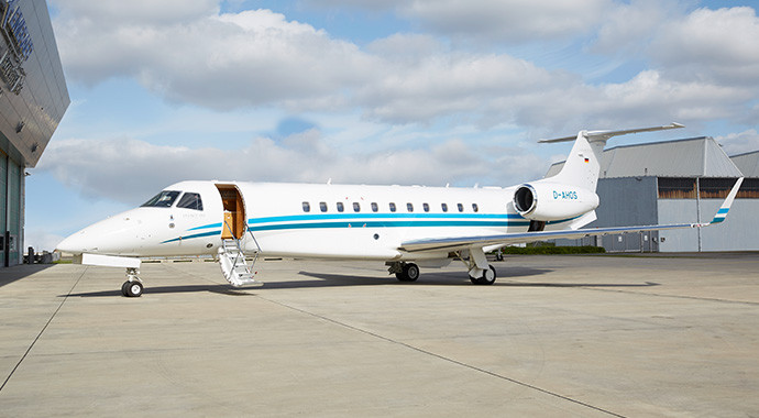 Yet another Legacy 650 for AIR HAMBURG!