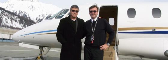 George Clooney: Minusgrade helfen ihm beim Chillen